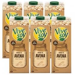 VIVESOY BEBIDA DE AVENA (6...