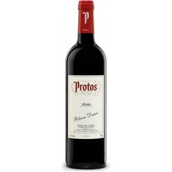 "VINO ""PROTOS"" TINTO ROBLE 75CL"