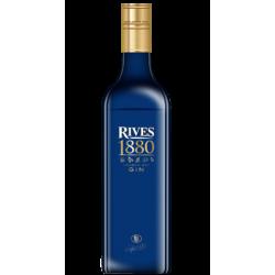 GINEBRA RIVES BLUE 1880 70CL