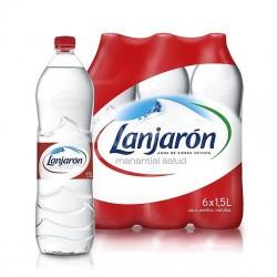AGUA LANJARON 1,5L PACK 6