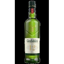 WHISKY GLENFIDDICH 12  CL70 C6