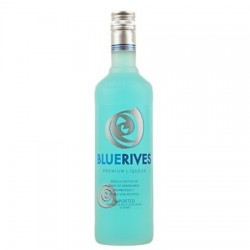 BLUE RIVES VODKA 70CL C1