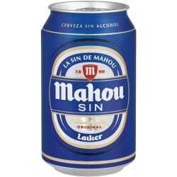 CERVEZA MAHOU S/ALCOHOL...